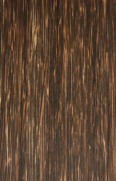 Black Palmwood Veneer Description