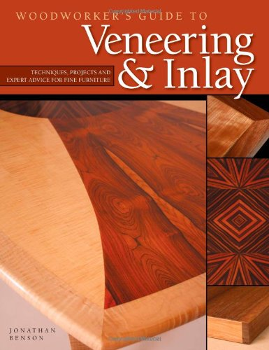 Veneering & Inlay book cover